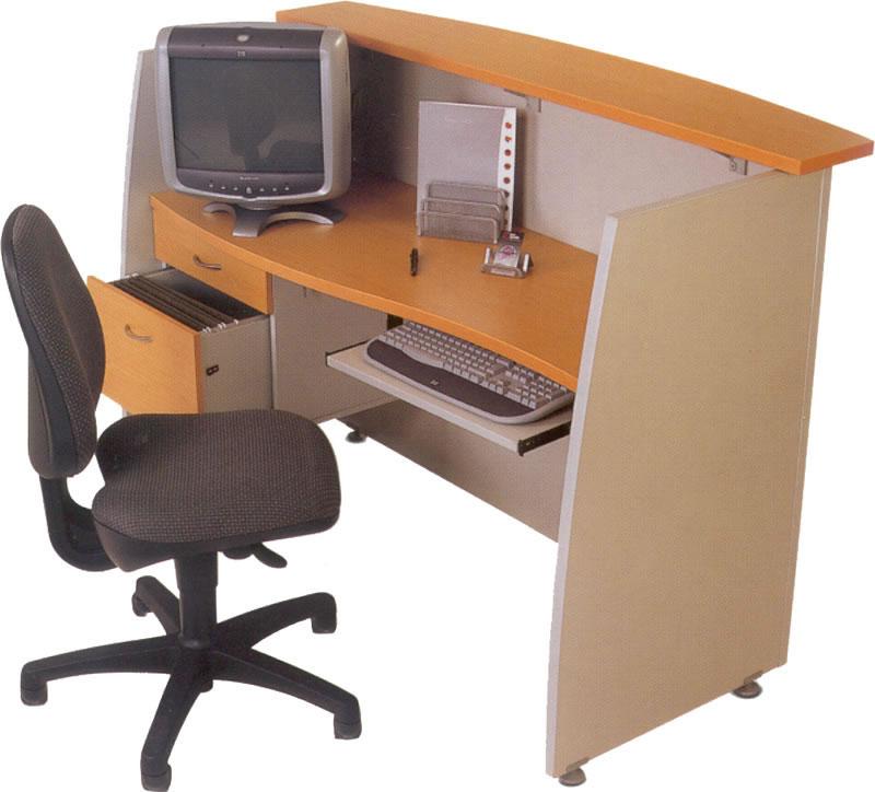 Muebles de oficina recepcion for Muebles de recepcion de oficina